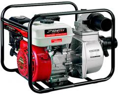 Мотопомпа бензиновая Zenith ZWP 40 X