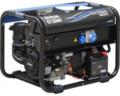 Бензиновый генератор KOHLER-SDMO Technic 6500 E C5