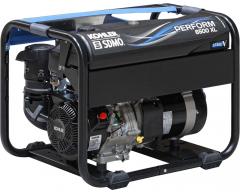 Бензиновый генератор KOHLER-SDMO Perform 6500 XL C5