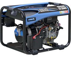 Дизельный генератор KOHLER-SDMO Diesel 6000 A XL C5