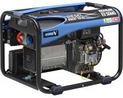 Дизельный генератор KOHLER-SDMO Diesel 6500 TA XL C5