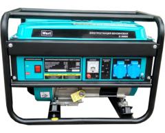 Бензиновый генератор Wert G 3000 D