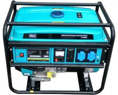 Бензиновый генератор Wert G 6500 D