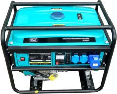 Бензиновый генератор Wert G 8000 D