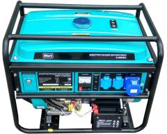 Бензиновый генератор Wert G 8000 ED