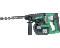 Перфоратор аккумуляторный Hitachi DH 25 DAL