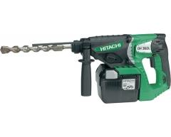 Перфоратор аккумуляторный Hitachi DH 36 DL
