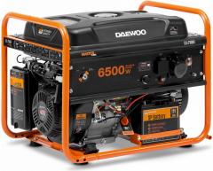 Бензиновый генератор Daewoo GDA 7500 E