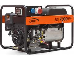 Бензиновый генератор RID RS 7000 PE