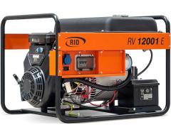 Бензиновый генератор RID RV 12001 E с АВР