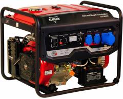 Бензиновый генератор Elitech СГБ 8000 Е