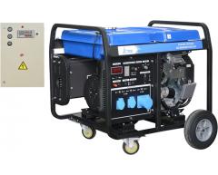 Бензиновый генератор TSS SGG 10000 EH с АВР