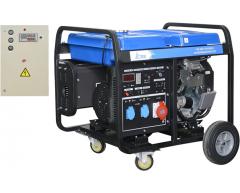 Бензиновый генератор TSS SGG 10000 EH3 с АВР