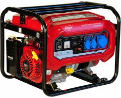 Бензиновый генератор Elitech БЭС 6500 РМ