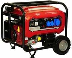 Бензиновый генератор Elitech БЭС 6500 ЕМК