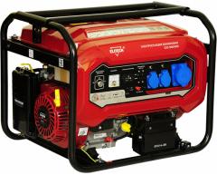 Бензиновый генератор Elitech БЭС 8000 ЕМ