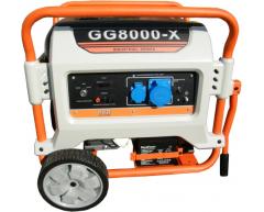 Газовый генератор E3 POWER GG 8000 X