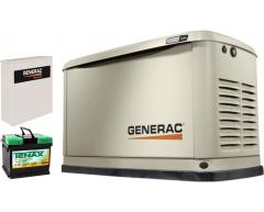 Газовый генератор Generac 7145 с АВР