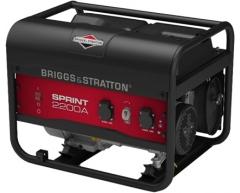 Бензиновый генератор Briggs & Stratton Sprint 2200 A