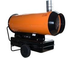 Тепловая пушка дизельная Профтепло ДН 80 Н (апельсин)