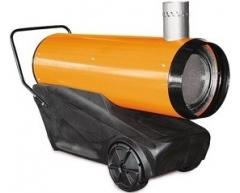 Тепловая пушка дизельная Профтепло ДК 21 НР (апельсин)