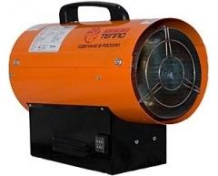 Тепловая пушка газовая Профтепло КГ 10 (апельсин)