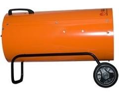 Тепловая пушка газовая Профтепло КГ 81 (апельсин)