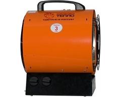 Тепловая пушка электрическая Профтепло ТТ 6 Т (апельсин)