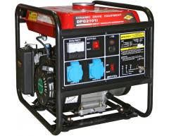 Инверторный бензиновый генератор DDE DPG 2101i