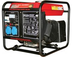 Инверторный бензиновый генератор DDE DPG 3251i