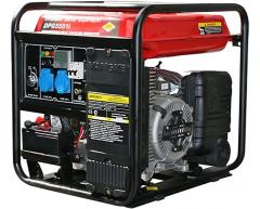 Инверторный бензиновый генератор DDE DPG 5551 Ei