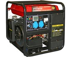 Инверторный бензиновый генератор DDE DPG 7201 Ei