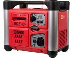 Инверторный бензиновый генератор DDE DPG 1001 Si