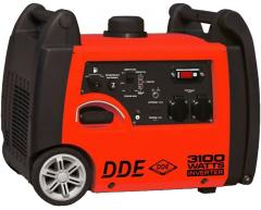 Инверторный бензиновый генератор DDE DPG 3251 Si