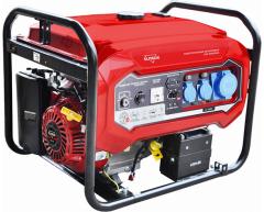 Бензиновый генератор Elitech БЭС 6500 ЕАМ