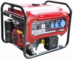 Бензиновый генератор Elitech БЭС 8000 ЕАМ