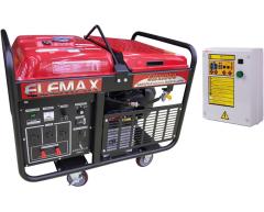 Бензиновый генератор Elemax SH 11000 R с АВР