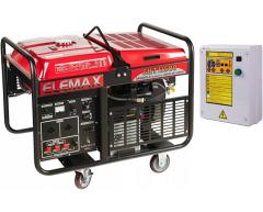 Бензиновый генератор Elemax SHT 11500 R с АВР