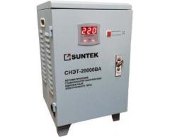 Стабилизатор напряжения электронный Suntek РЛ 20000 ВА