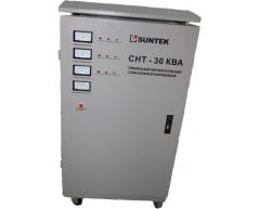 Стабилизатор напряжения электромеханический Suntek СНТ 30000 ВА