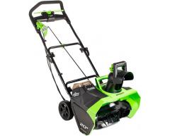 Снегоуборочная машина аккумуляторная Greenworks GD 40 SB