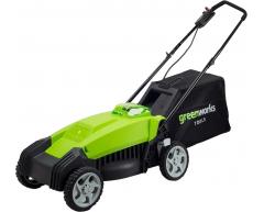 Газонокосилка аккумуляторная Greenworks G 40 LM 35