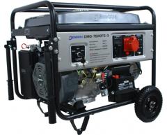 Бензиновый генератор Demark DMG 7500 FE-3