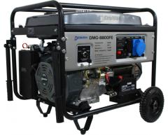 Бензиновый генератор Demark DMG 8800 FE