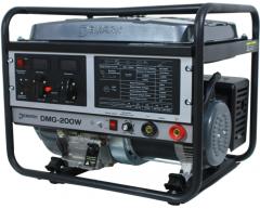 Сварочный бензиновый генератор Demark DMG 200 W
