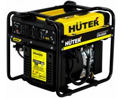 Инверторный бензиновый генератор Huter DN 4400i