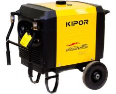 Инверторный бензиновый генератор Kipor IG 6000 H