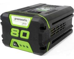 Аккумулятор Greenworks G 80 B2