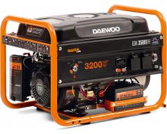 Газовый генератор Daewoo GDA 3500 DFE