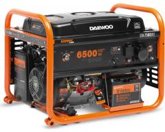 Газовый генератор Daewoo GDA 7500 DFE